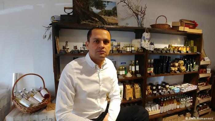 Anto Sluganović, Firma Terragaz GmbH, kroatischer Unternehmer in Österreich