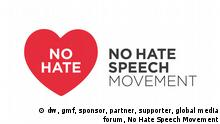 No Hate Speech Movement | GMF 2018 Sponsoren/Partner