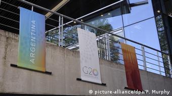 Το G20 ξεκινά το βράδυ της Δευτέρας