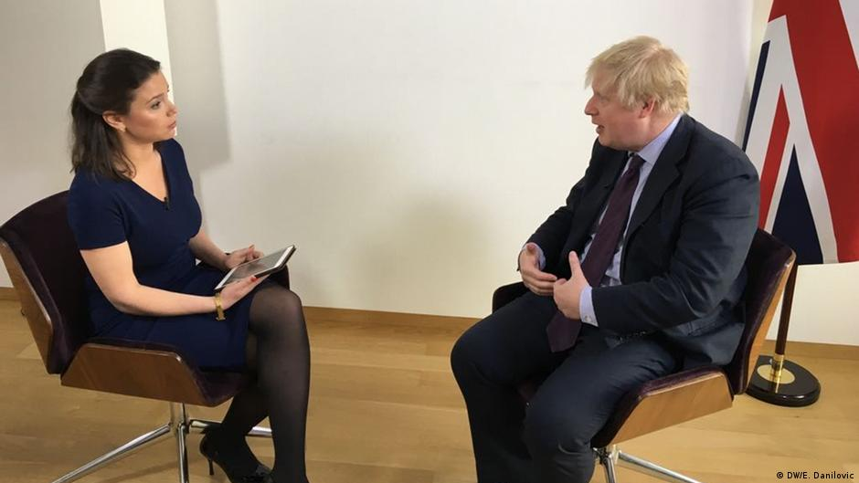 Boris Johnson: Russia′s position in Skripal case is ′increasingly ...