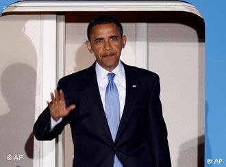 رئيسجمهور آمریکا عصر روز پنجشنبه وارد درسدن شد