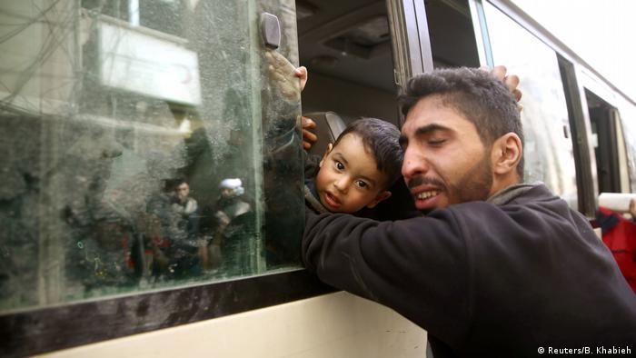 Syrien Ost-Ghouta (Reuters/B. Khabieh)
