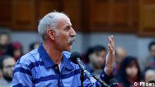 Iran Mohammad Salas steht vor Gericht
