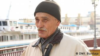 Олексій Середін: Море затягує, як болото