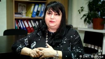 Керівниця фонду Ассоль Ганна Муругова