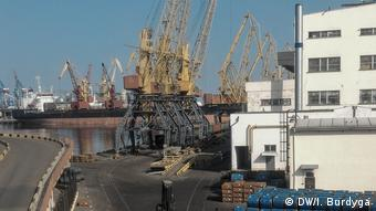 Одеський морський порт теж підтримує марку України як морської держави