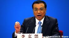 China Li Keqiang (picture-alliance/Newscom/S. Shaver)