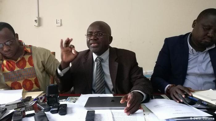 Guiné-Bissau: Fernando Gomes é novo Procurador-Geral da República ...