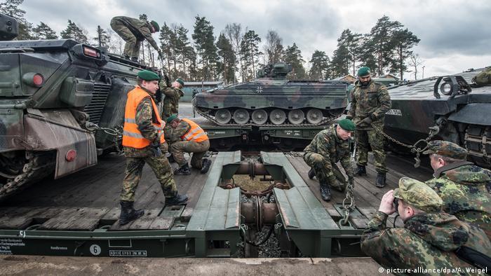 Проєкт військової мобільності має забезпечити швидке перекидання військ і озброєнь всередині Євросоюзу