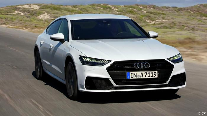 Audi reports new emissions 'irregularities'