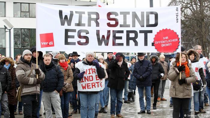 Strajk ostrzegawczy