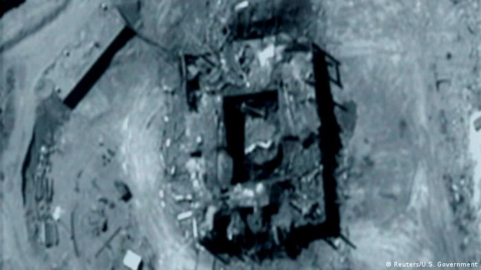 Israel bestätigt Angriff auf mutmaßlichen syrischen Reaktor 2007 (Reuters/U.S. Government)