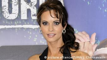 Karen Mcdougal - Playmate (picture alliance/ZUMA/ J. Chennavasin)