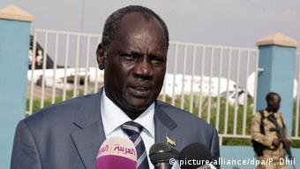 Südsudan Michael Makuei Lueth Informationsminister