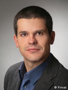 Porträt von dem venezolanischen Politologe Jesús Azcargorta (Privat)