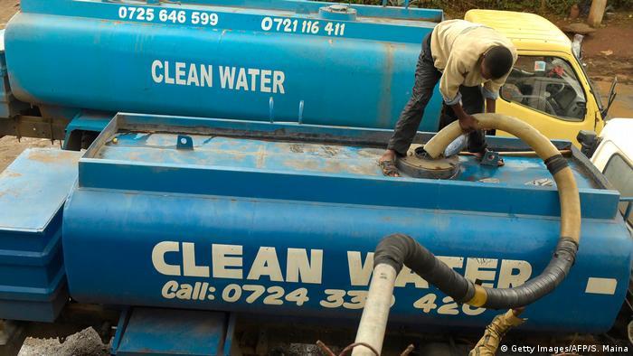 Dünya nüfusunun önemli bir bölümü temiz suya ulaşmakta sıkıntı yaşıyor.