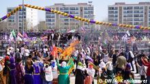 Türkei - Newrozfest in Diyarbakır