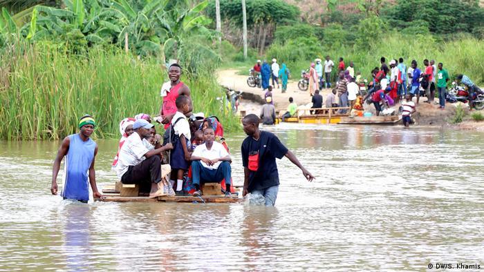 Tansania - Überschwemmungen in Dar es Salaam