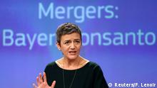 EU Bayer Monsanto - Margrethe Vestager