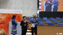 Preisverleihung von The Bobs am Donnerstag 04.06.2009 auf dem Deutsche Welle Global Media Forum