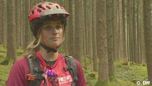 DW Euromaxx 21.03.2018 - Mountainbikerin Steffi Marth