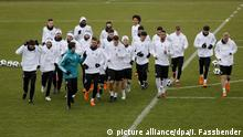 Training Nationalmannschaft (picture alliance/dpa/I. Fassbender)