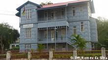 Historische Gebäude in Maputo, Mosambik.