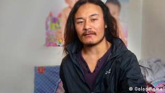 Porträt von Shokjang, Schriftsteller aus Tibet. (privat/Quelle: Tibet Initiative Deutschland e.V.)