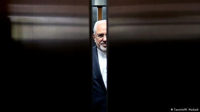 Iran Außenminister Mohammad Javad Zarif (Tasnim/M. Madadi)