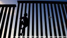 USA Mexiko Grenzzaun