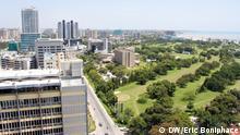 Skyline Dar es Salaam, Tansania
