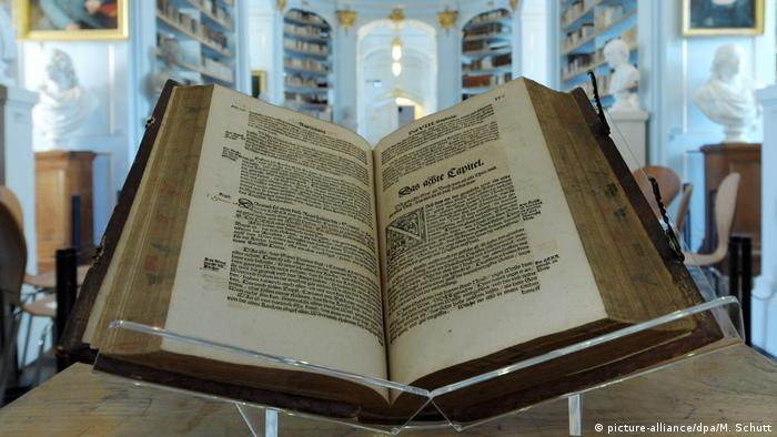Библиотека Анны Амалии, Веймар