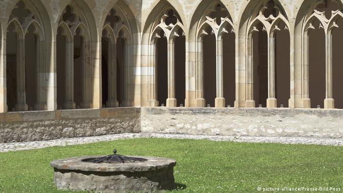 Августинский монастырь, Эрфурт