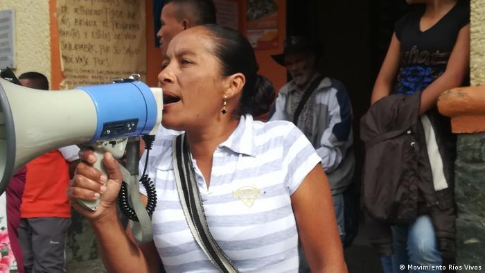 Informe: abusos contra ecologistas