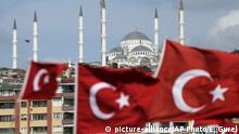 Türkei Jahrestag Putschversuch