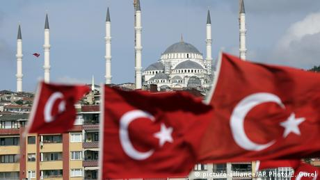 Türkei Jahrestag Putschversuch (picture-alliance/AP Photo/E. Gurel)
