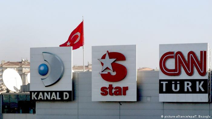 Türkei Dogan Holding (picture-alliance/epa/T. Bozoglu)
