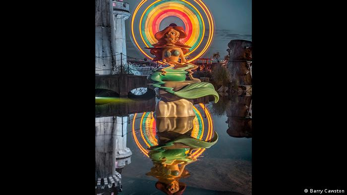 Ariel at Dismaland Photographed by Barry Cawston