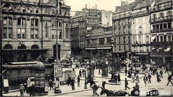 Paris at the turn of the century