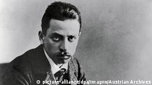 Rainer Maria Rilke, deutscher Dichter (picture-alliance/dpa/Imagno/Austrian Archives)