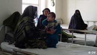 Afghanistan's hospitals are ill equipped to treat psychiatric patients