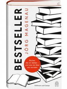 The cover of the book Bestseller by Jörg Magenau