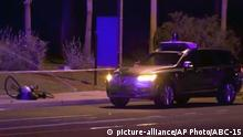 USA Unfall mit selbstfahrendem Uber-Auto in Arizona