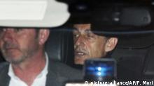 Frankreich Nicolas Sarkozy