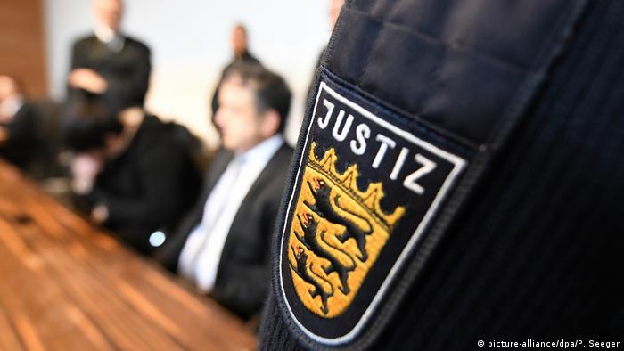 Deutschland Hussein K. wegen Mordes an Studentin zu Höchststrafe verurteilt (picture-alliance/dpa/P. Seeger)