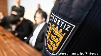 Суд над одним из насильников из числа беженцев