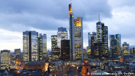 Μπορεί η Φραγκφούρτη να διαδεχθεί το Σίτι του Λονδίνου;