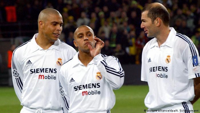 Spanien Roberto Carlos 2003