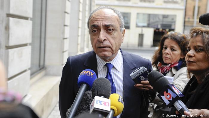 Businessman Ziad Takieddine has now withdrawn his claims
