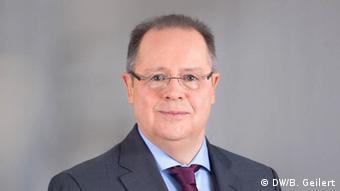 Deutsche Welle Dr. Christian F. Trippe TV Berlin